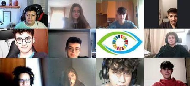 """Nasce """"MEGAzine2030"""" digital news degli studenti del """"Galilei-Costa"""" di Lecce"""