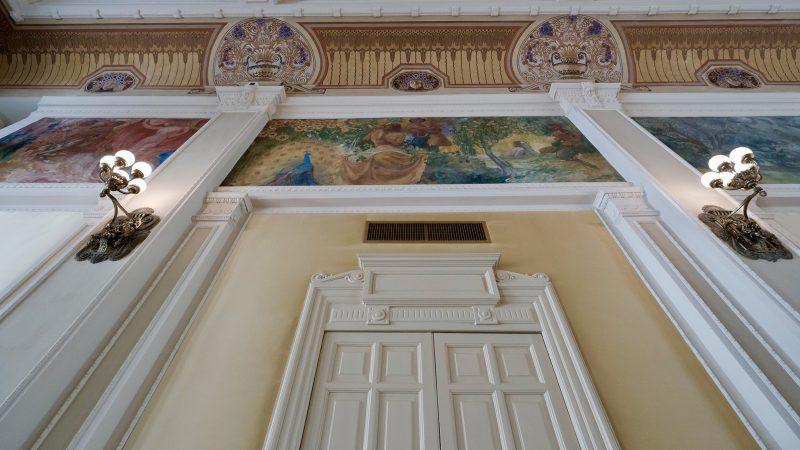 Kusraal  Santa Lucia di Bari. I lavori di restauro eseguiti dalla Cobar di Altamura