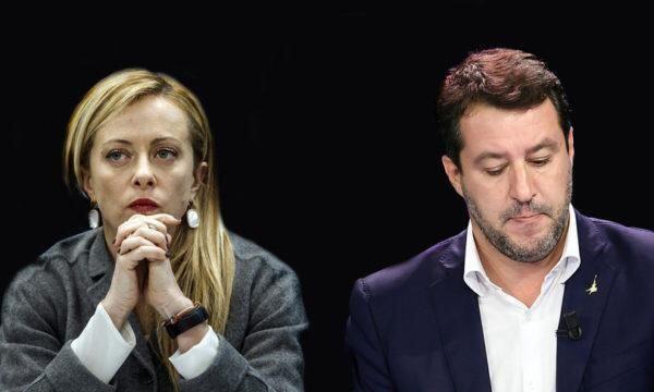 Nei sondaggi il partito di Giorgia Meloni sale ancora. Il centrodestra sfiora il 50%
