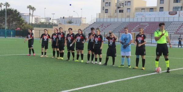 Il Molfetta Calcio femminile domani alle ore 20 affronta in trasferta il Fesca Bari
