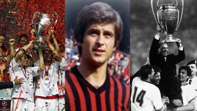 Il grande Milan di Sacchi, Galliani e Berlusconi