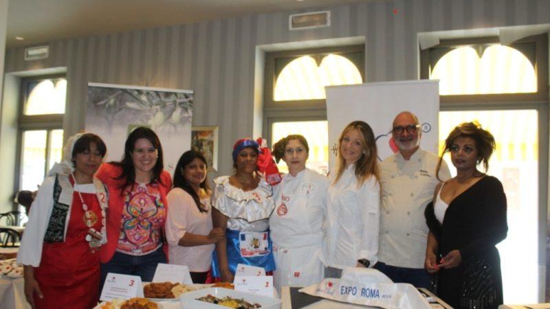 Premio MISS CHEF®. La prima competizione tra alcune delle migliori Chef Donne con menù della tradizione culinaria