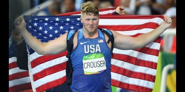 Atletica: Ryan Crouser batte il record mondiale nel lancio del peso