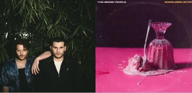 Sciogliersi un po' nuovo singolo dei The Heron Temple