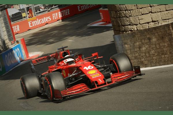 Gran premio dell'Azerbaigian. F.1: Leclerc più veloce di Hamilton, Ferrari in pole a Baku