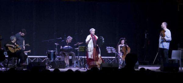 """Uaragniaun in concerto con """"Favole di pietra"""""""