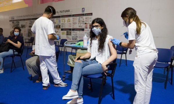 Covid: in Italia 679 nuovi casi e 42 decessi, il tasso di positività 0,3%