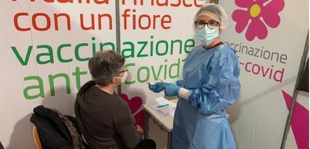 Vaccinati oltre 3 milioni