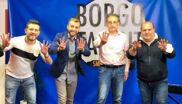 Borgo talent smart edition da lunedi 21 a sabato 26 giugno su tv Gargano