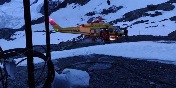 Due giovani alpiniste piemontesi sono morte assiderate sul Monte Rosa