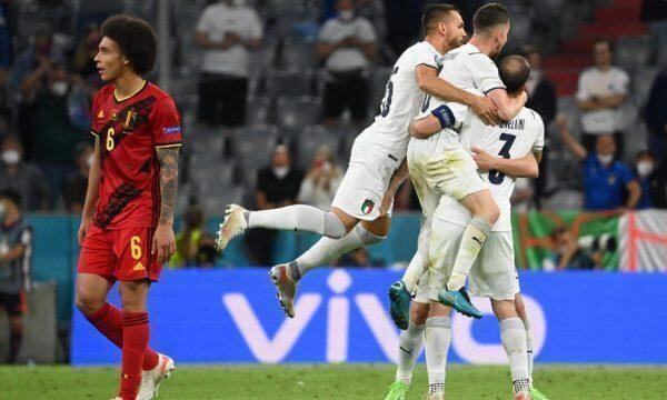 Impresa azzurra a Monaco. Belgio battuto 2-1
