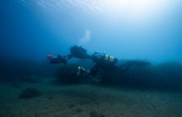 Progetto DiveSafe nell'Area Marina Protetta Capo Rizzuto