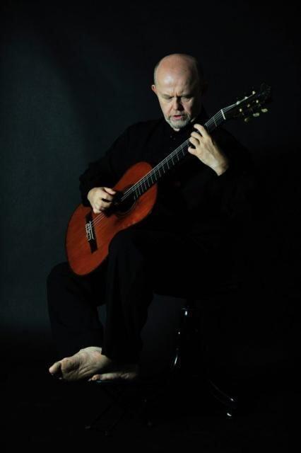 Festival della chitarra: unica data in Italia per Pavel Steidl