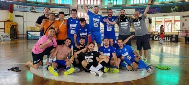 L'Asd Castellana Calcio a 5 ottiene la promozione nella B nazionale di Futsal