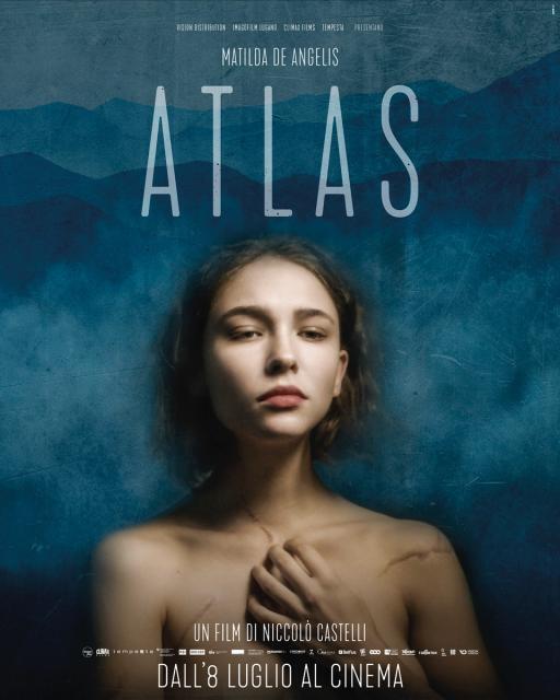 """""""Atlas"""" al cinema in Italia"""