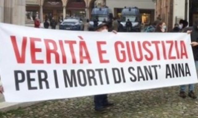 """A Modena nudi, ammanettati e picchiati"""". La lettera di un detenuto alla ministra Cartabia"""