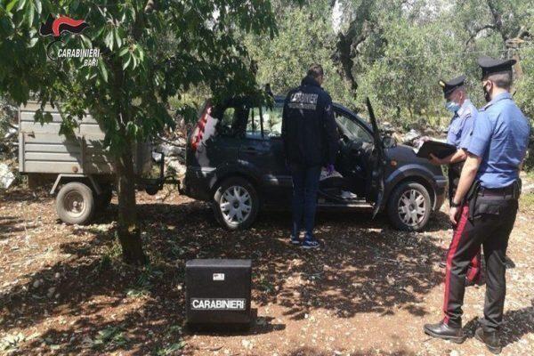 """Furti nelle campagne della Bat, Di Bari: """"Agricoltori vanno sostenuti: necessario istituire un fondo antiracket"""""""
