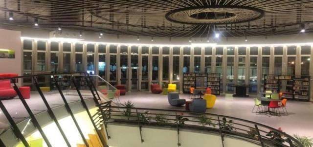 Biblioteca Acclavio di Taranto in Factory