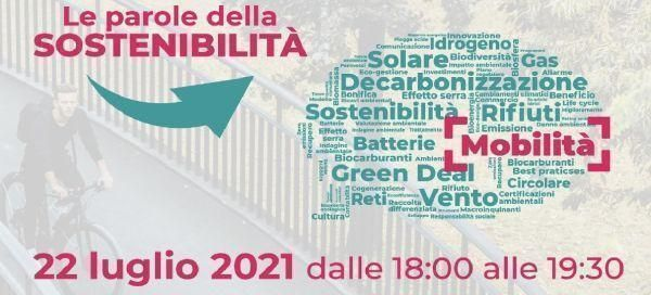"""Le parole della sostenibilità"""": Focus dedicato al tema della mobilità per il sesto incontro della rassegna voluta da ditte e dall'Ordine degli ingegneri"""