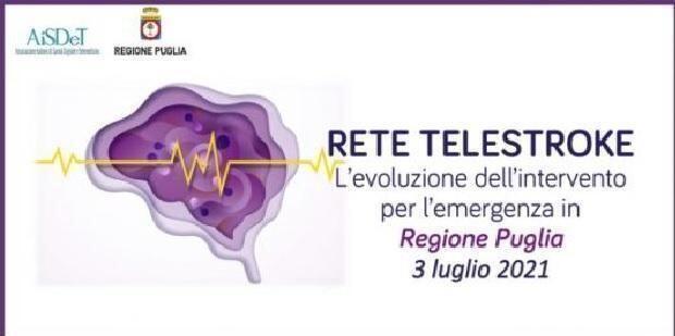 Alla FdL di Bari si parlerà di ictus e telemedicina con gli specialisti pugliesi