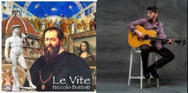 """Niccolò Battisti in radio con il nuovo singolo """"Le vite"""""""
