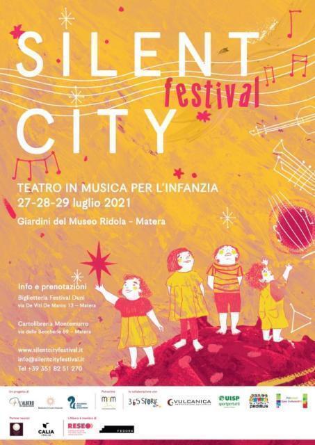 Silent City Festival, teatro in musica per l'infanzia