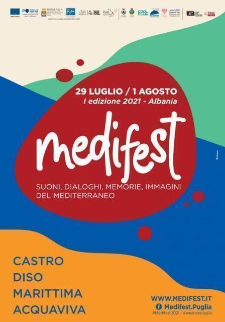 Suoni, dialoghi, memorie, immagini del mediterraneo:dal 29 luglio al 1 agosto nel Salento arriva il Medifest