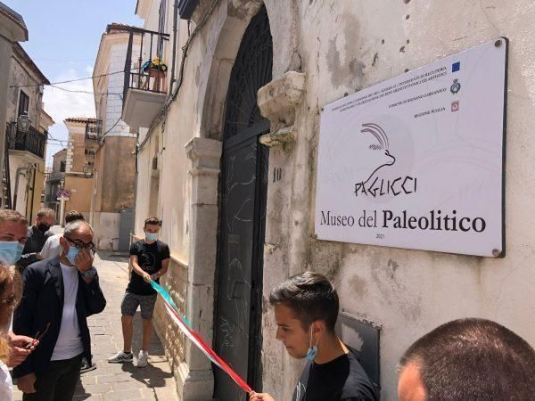 Rignano Garganico: Apre i battenti il museo del paleolitico di Grotta Paglicci