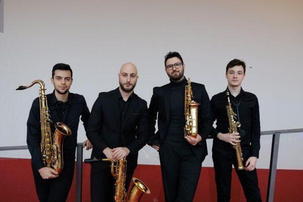 Il Panlink Saxophone Quartet in Italia con sei date sul Gargano per volontà del foggiano Manuel Padula