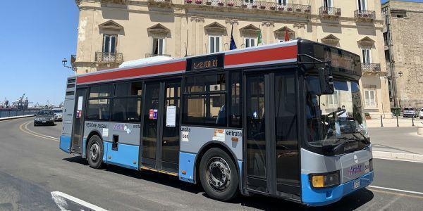 """Taranto – Variazioni degli Autobus di Kyma Mobilità per il """"Jazz Festival"""""""