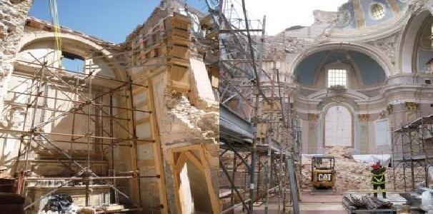 L'Aquila – Chiesa Capo Quarto ecco il recupero