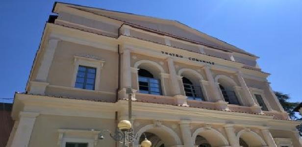 L'Aquila, Teatro Comunale: ecco l'ultima tranche di intervento