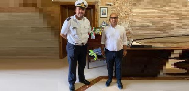 Dott. Antonio Ciracì nuovo Comandante della Polizia Municipale di Villa Castelli