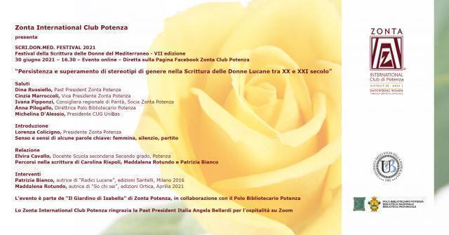 Festival della scrittura delle donne del Mediterraneo