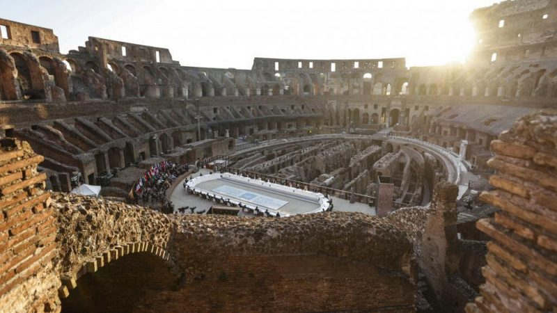 G20 della cultura a Roma, verso un'agenda comune per proteggere l'arte