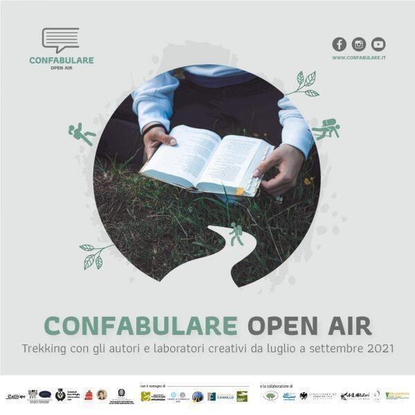 Confabulare open air, libri a passeggio