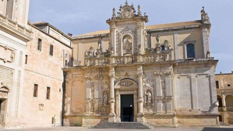 """Barocco leccese patrimonio mondiale Unesco, mozione Pagliaro: """"in quelle pietre sono scolpiti due secoli di storia del Salento"""""""