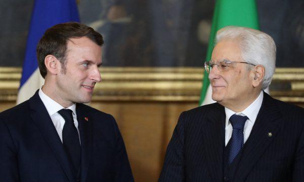 Mattarella vede Macron, ora una nuova Ue. Chi non rispetta i valori lasci