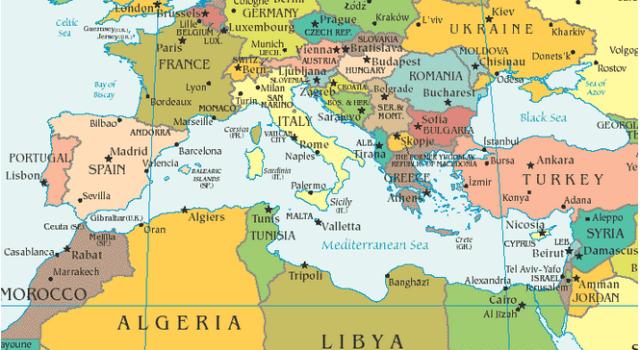 La Mediterranizzazione del pensiero per un futuro di pace e di collaborazione tra tutti i Popoli del Mediterraneo