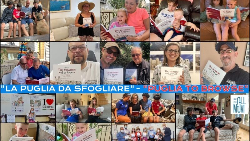 """Grande successo del progetto: """"Puglia to browse"""" nella comunità Italo-Americana del New Jersey"""