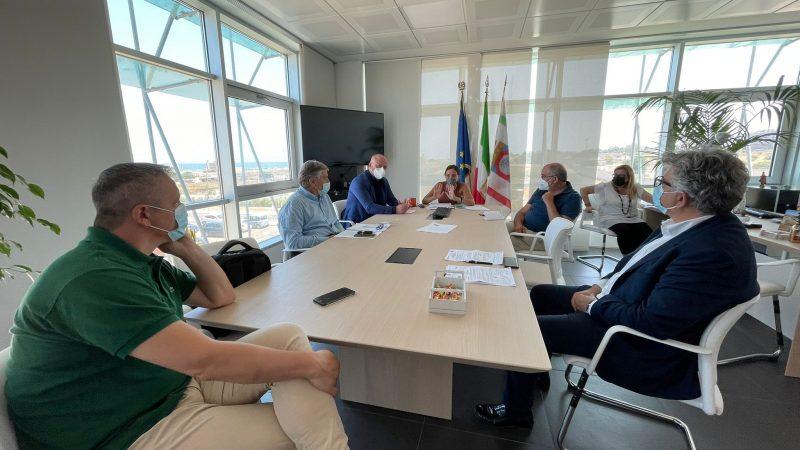 Incontro Fratelli d'Italia Puglia e Barone su welfare