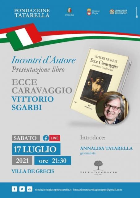 """""""Ecce Caravaggio"""" un viaggio alla scoperta di un capolavoro"""