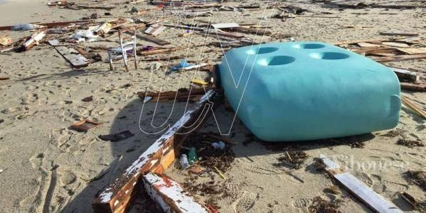 La Regione Puglia interviene sui rifiuti sulle coste