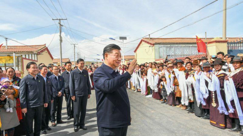 Xi Jinping in Tibet, prima visita di un presidente cinese dal 1990