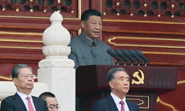 """Xi celebra i 100 anni del partito comunista: """"Il rinascimento della Cina è irreversibile"""