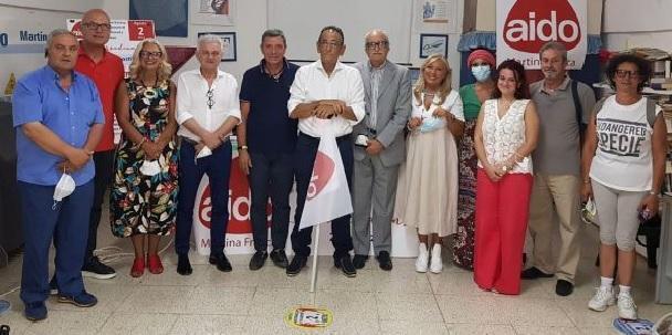 Torna l'AIDO a Martina Franca: Rocco Monaco presidente