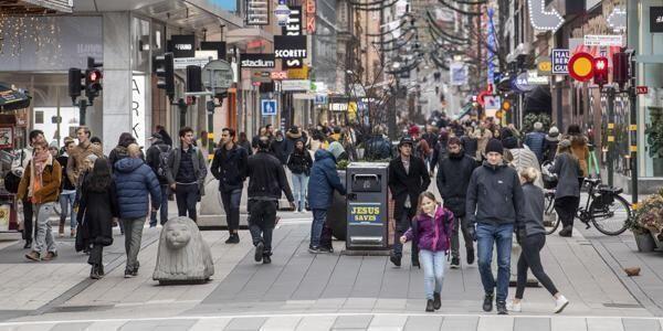 In Svezia non hanno avuto il lockdown e stanno meglio di noi