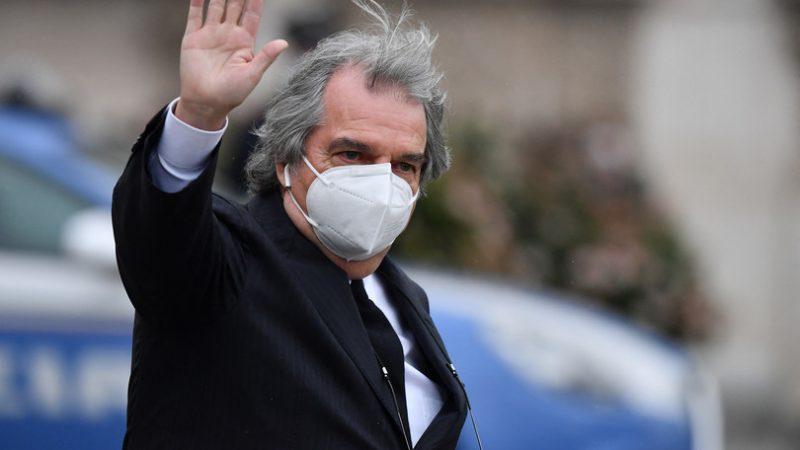 """A settembre bisogna tornare a lavorare in presenza"""", avverte Brunetta"""