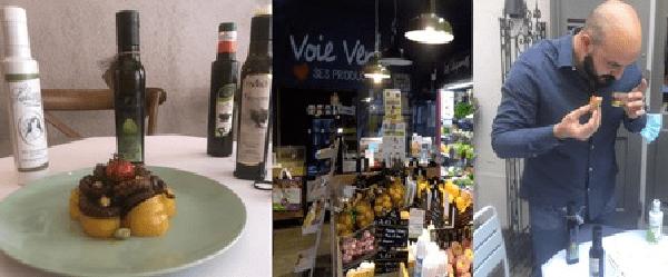 L'Olio evo foggiano conquista la gastronomia francese
